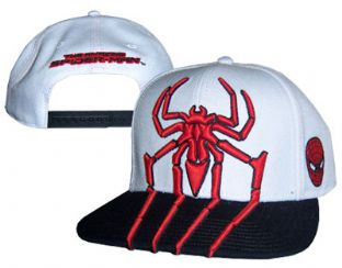 Marvel Spiderman Flat Peak Baseball Cap